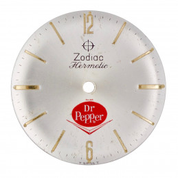 Zodiac Lea Wolf dial