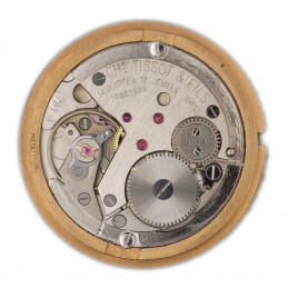 TISSOT cal 2030 movement