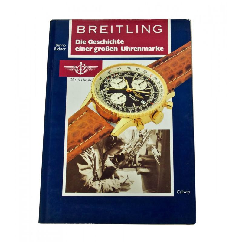 BREITLING Die Geshichte einer GroSen Uhrenmarke