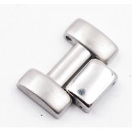 Cartier Pasha steel half link 18mm