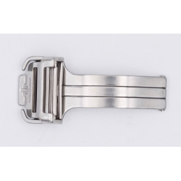 Baume & Mercier steel deployant buckle 14mm