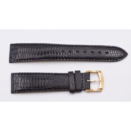 Michel Herbelin lezard strap with buckle 19mm
