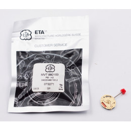 ETA movement caliber 980153