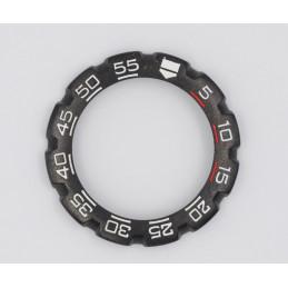 Tag Heuer Formula 1 quartz chronograph bezel
