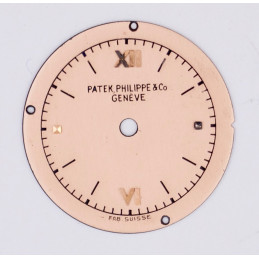 Cadran Patek Philippe femme ancien 19,55 mm