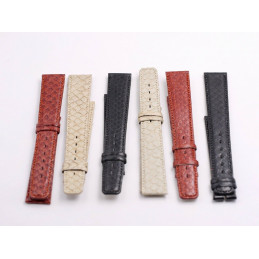 100% ecological Salmon band 18mm
