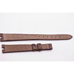 OMEGA croco strap 11/9mm