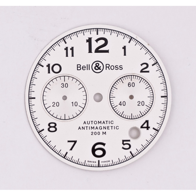 Bell & Ross Automatic Antimagnetic dial