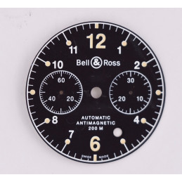 Cadran Bell & Ross Automatic Antimagnetic