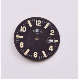 Lip Calipso dial - diameter 26,55 mm