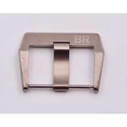 BELL & ROSS Steel  buckle 24mm