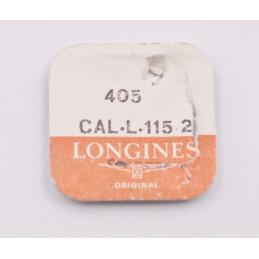 Tige de remontoir LONGINES Cal L 115 2, 405