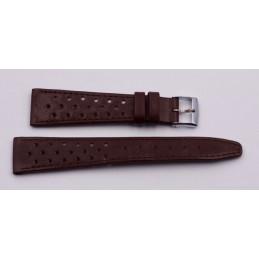 Bracelet des années 70 a trous 20/14mm NOS