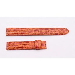 Seiko leather strap 16mm
