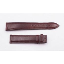 Bracelet cuir Seiko 18mm