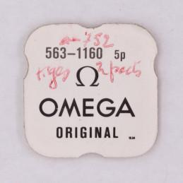 Pièce de mouvement Omega 563 - 1160