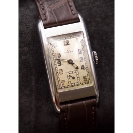 Omega mechanical watch circa 1940