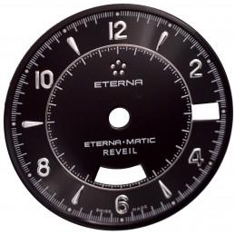 Cadran Eterna Matic Reveil 29,5 mm