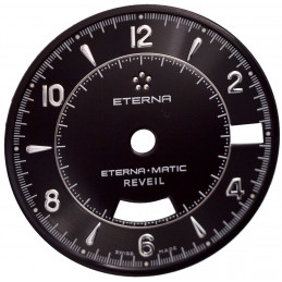 Eterna Matic Reveil dial 29,5 mm