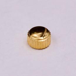 Couronne étanche dorée Hermes