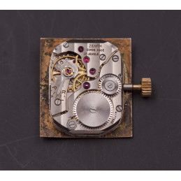 ZENITH caliber 810 movement