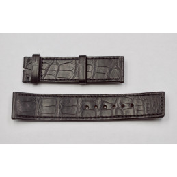 Gucci crocodile strap 22 mm