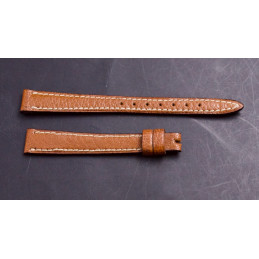 Seiko leather strap 12 mm