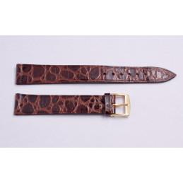 Bracelet cuir JAZ 15 mm