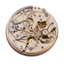 Pocket chronograph movement...