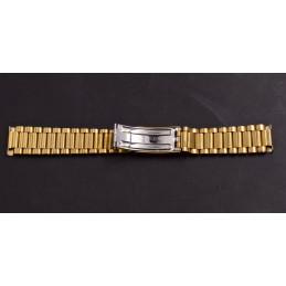 Longines golden strap 19mm
