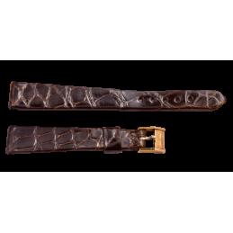 Longines croco strap 14 mm...