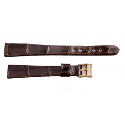 Longines croco strap 14 mm...