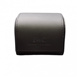 IWC watch travel box