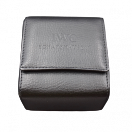 IWC travel watch box