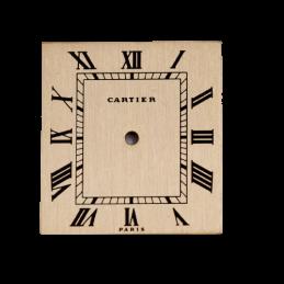 Cadran Cartier pour Reverso...