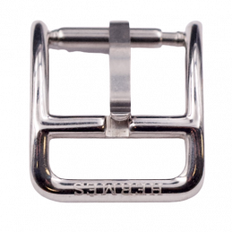 Hermes steel buckle 12 mm