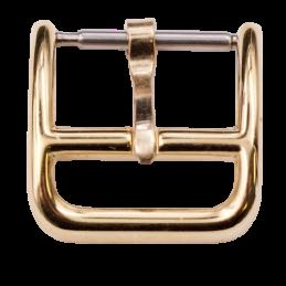 Hermes boucle 14 mm plaqué or