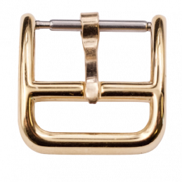 Hermes gold plated buckle...