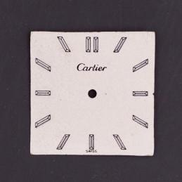 Cadran Cartier ancien