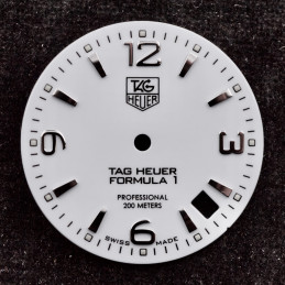 Tag Heuer Formula 1 dial