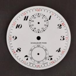 Cadran de chronographe...