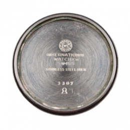 Fond de Boitier acier IWC 3307