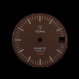 Cadran Yema Quartz 28,50mm