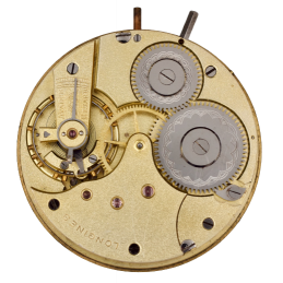 Longines pocket watch movement