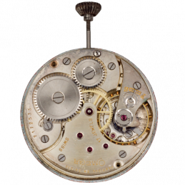 Omega Pocket watch movement