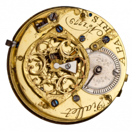 Pocket watch movement...