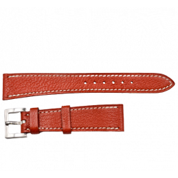 HERMES LEATHER STRAP 16mm