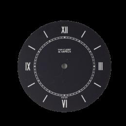 Van Cleef & Arpels clock dial