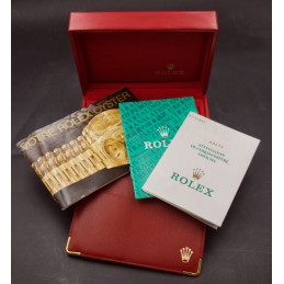 Rolex watch box ref 14.00.02