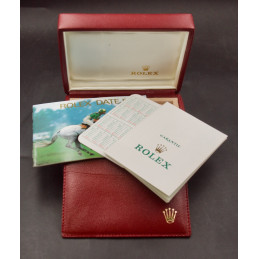 Rolex watch box ref 14.00.08